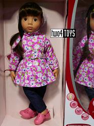 2018 Gotz 1366014 HAPPY KIDZ CLARA PLAY DOLL