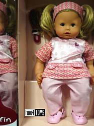 2017 Gotz 1427172 MAXI MUFFIN BLOND PLAY DOLL