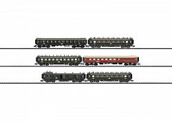 Minitrix 15859 DRG EXPRESS TRAIN PASSENGER CARS SET 2010