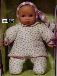 2017 Gotz 1591118 BABY PURE PLAY DOLL 33 cm / 13 inch