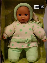 2017 Gotz 1591119 BABY PURE PLAY DOLL 33 cm / 13 inch