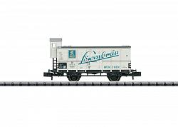 2017 Minitrix 15927 LOWENBRAU BEER REFRIGERATOR CAR