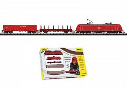 Trix 21503 STARTER SET DB CARGO TRAIN