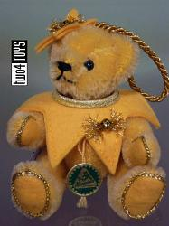 Hermann 22251-2 STAR CHILD CHRISTMAS ORNAMENT 2007 L.E. of 500