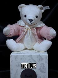 Steiff Selection Baby 239281 TEDDY BEAR PINK