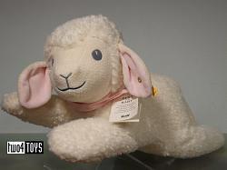 Steiff 239663 SWEET DREAMS LAMB SOFT PLUSH