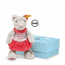2017 Steiff 241031 MY FIRST STEIFF CAT W. RUSTLING FOIL/GIFTBOX