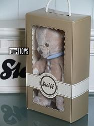 Steiff 241444 HELLO BABY LEVI TEDDY BEAR IN GIFT BOX 2018