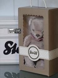 2018 Fall Steiff 241574 HELLO BABY LEA TEDDY BEAR IN GIFT BOX