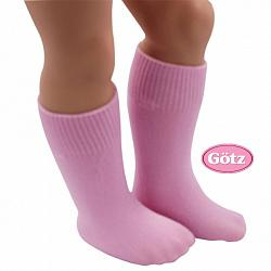 2018 Gotz 3401565 PINK DOLL STOCKINGS / SOCKS SIZE M/XL