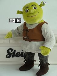 Steiff 355431 SHREK DREAMWORKS ANIMATION 2019