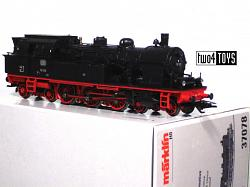 Marklin 37078 DB CLASS 78 STEAM TANK LOCOMOTIVE