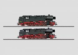 Marklin 37098 DB / DRG CLASS 85 STEAM LOCS DOUBLE SET