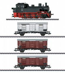 Marklin 39923 / 47870 DB CLASS 92 STEAM LOCOMOTIVE + CARSET 2020
