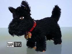 Steiff 402067 SCOTTY TERRIER DOG 1934 REPLICA 2004