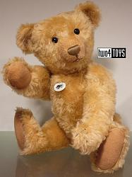 2017 Fall Steiff 403316 TEDDY BEAR REPLICA 1906 BLOND