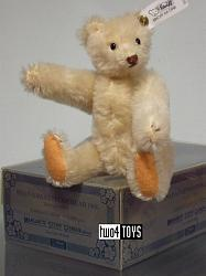 Steiff 406607 SNAP-A-PART TEDDY BEAR REPLICA 1908 #5,000/5,000