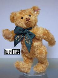 Steiff Club 420955 GOLDEN BLOND TEDDY BEAR 2008