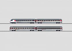 Marklin 42164 SBB MARK IV EXPRESS TRAIN INTERCITY CAR SET 2011