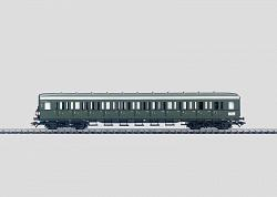 Marklin 43119 DB COMPARTMENT PASSENGER CAR 3rd CLASS 2002