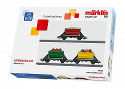 Marklin My World 44139 DUMP CAR SET