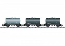 Marklin 46068 DR GDR VEB TANK CAR SET 2017