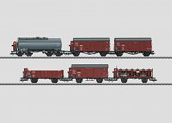 Märklin 46094 DRB ERA II FREIGHT CAR SET