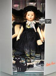 2014 Kathe Kruse 46101 AMBER DOLL LIMITED EDITION