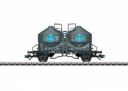 Marklin 46619 DB TYPE Kds SILO CONTAINER CAR
