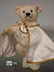 Steiff 672446 VIENNA OPERA TEDDY - AUSTRIA COUNTRY EDITION 2007