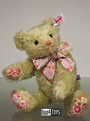 Steiff 677960 FLEUR TEDDY BEAR LIBERTY OF LONDON UK / ASIA 2015