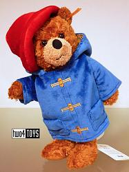 2017 Fall Steiff 690204 PADDINGTON TM BEAR SOFT PLUSH