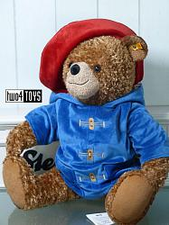 2018 Steiff 690372 PADDINGTON BEAR ™ SOFT PLUSH