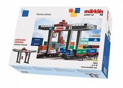 Marklin 72452 START-UP CONTAINER TERMINAL