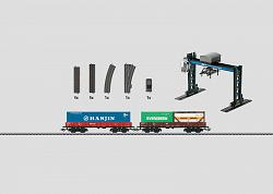 Marklin 78450 DB AG CONTAINER TERMINAL EXTENSION SET