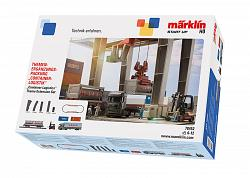 Marklin 78452 START-UP CONTAINER LOGISTICS EXTENSION SET