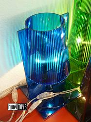 Kartell TAKE BLUE TABLE LAMP DESIGN FERRUCCIO LAVIANI